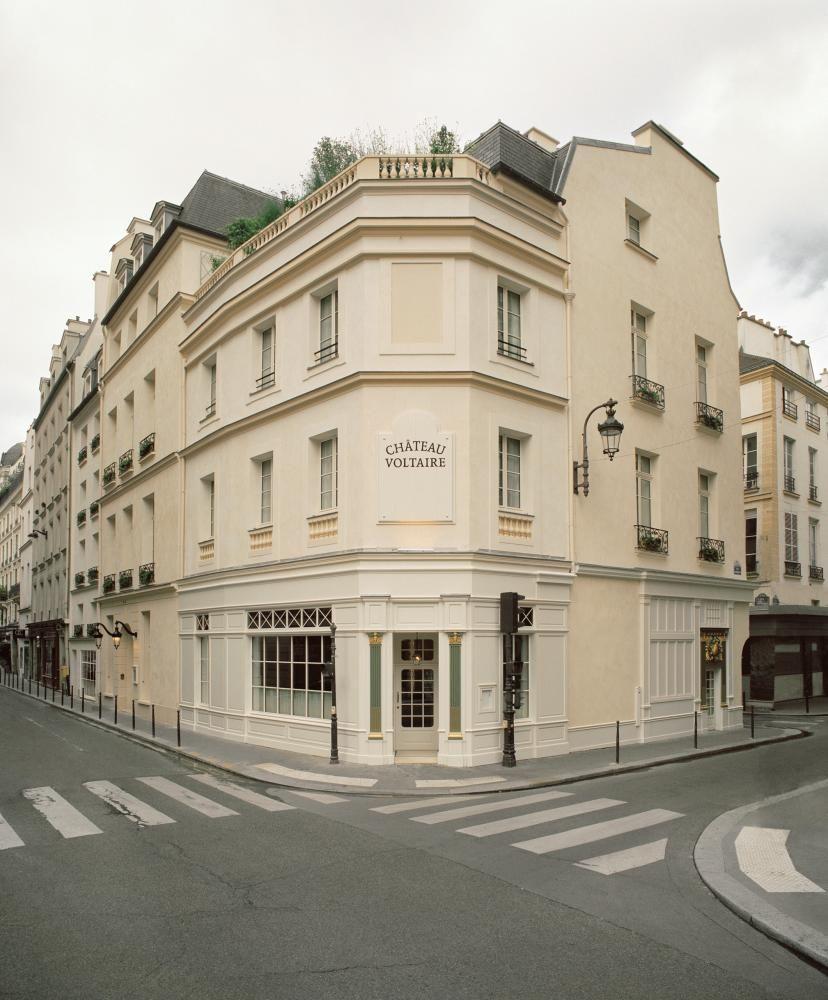 Château Voltaire - Hôtel